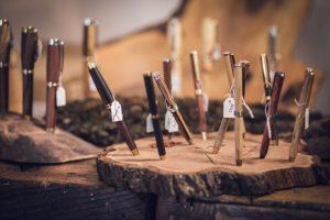 Kugelschreiber aus Holz - Meisterdrechsler Alfred Krainer | Marktplatz Mittelkärnten