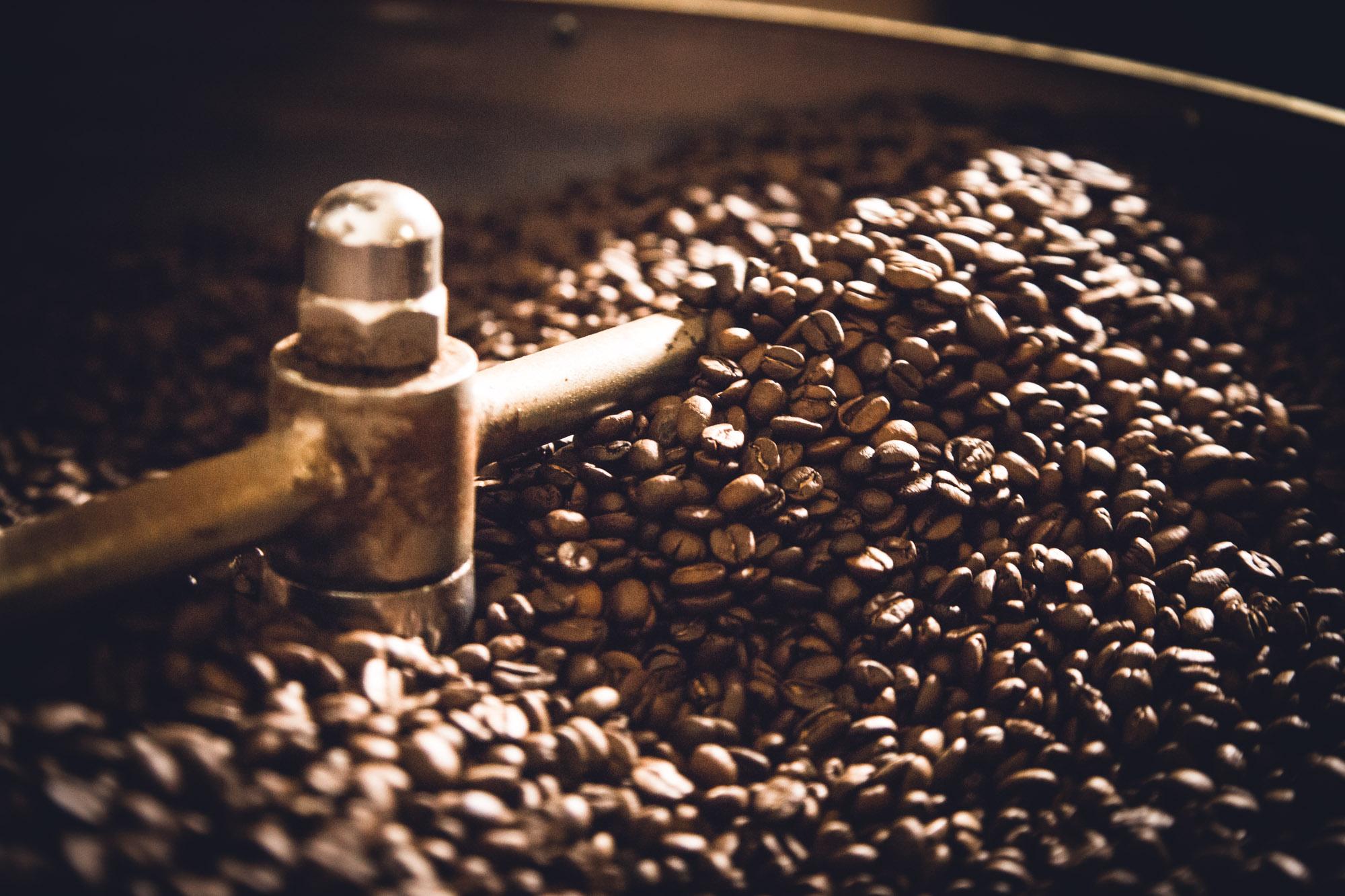 Frisch gerösteter Kaffee von der Genussschmiede Taupe - Marktplatz Mittelkärnten